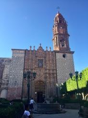 Colonial Church in EL Centro.