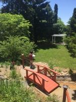 Japanese Garden at Muscatine Art Center